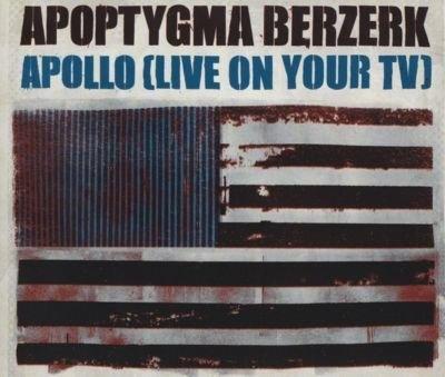 APOPTYGMA BERZERK Apollo (Live On Your TV) MCD 2009