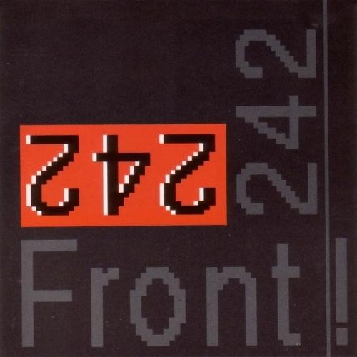 FRONT 242 Front By Front LP VINYL 2012