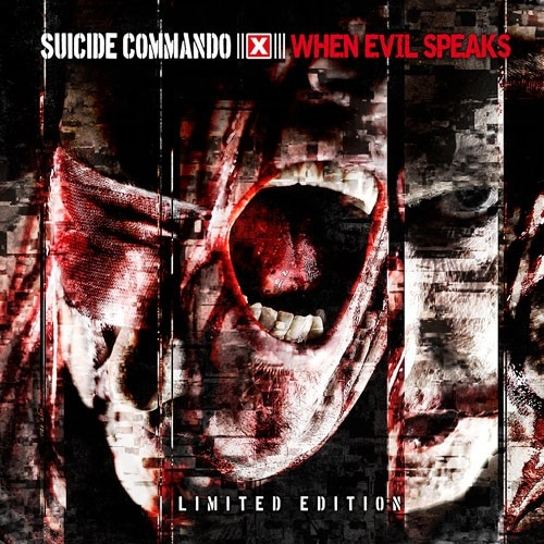 SUICIDE COMMANDO When Evil Speaks LIMITED 2CD Digipack 2013