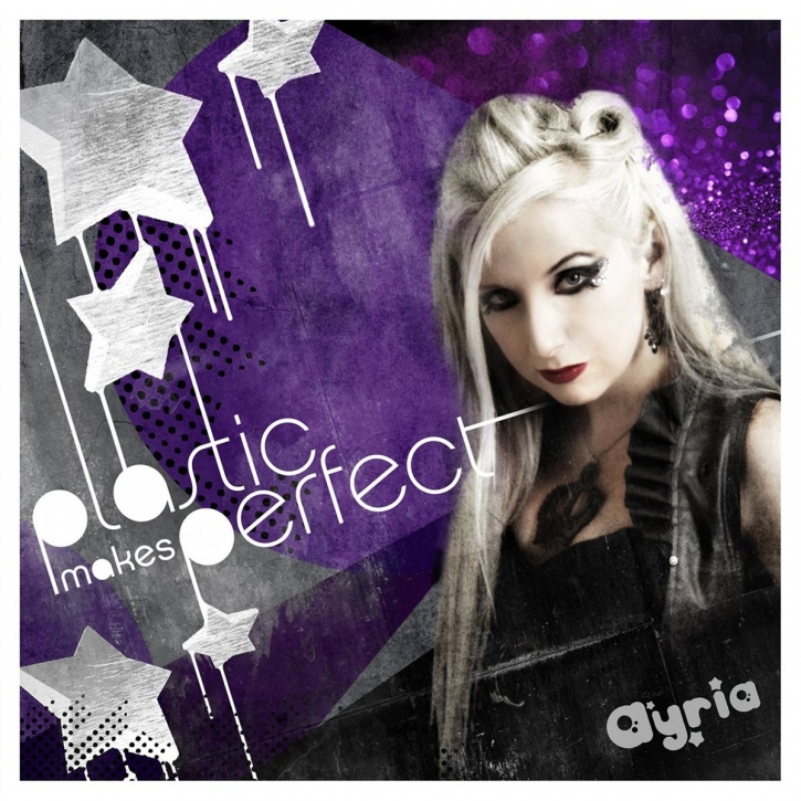 AYRIA Plastic Makes Perfect LIMITED 2CD BOX 2013