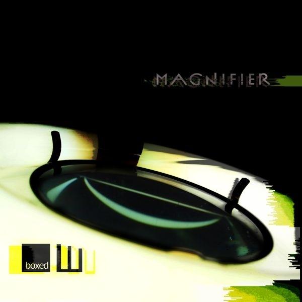 BOXED WARNING Magnifier CD Digipack 2013