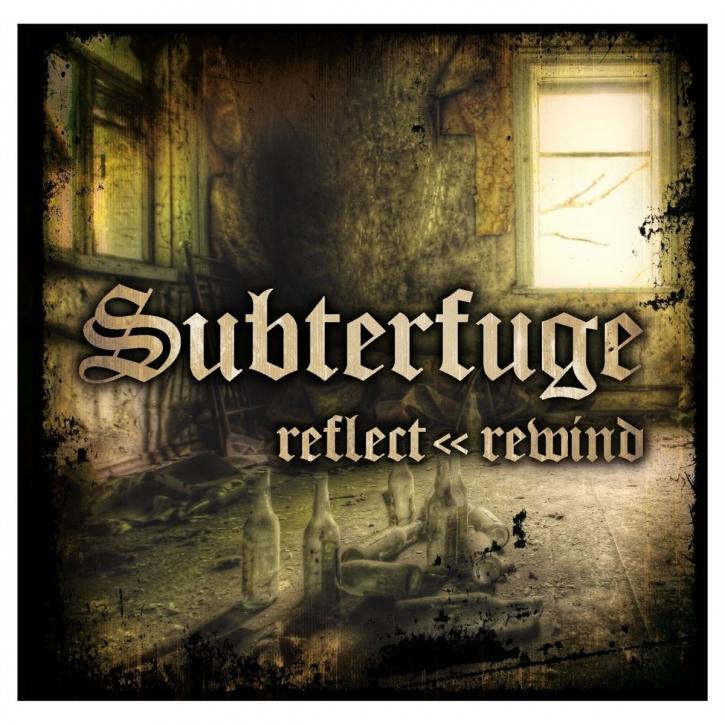 SUBTERFUGE Reflect << Rewind CD 2013