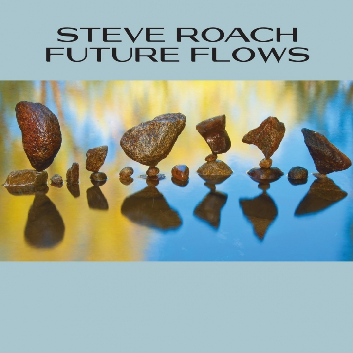 STEVE ROACH Future Flows CD Digipack 2013