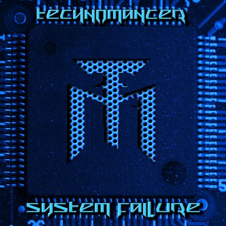 TECHNOMANCER System Failure CD 2013 LTD.300 (APOPTYGMA BERZERK)