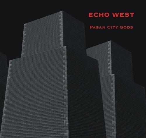 ECHO WEST Pagan City Gods LIMITED CD Digipack 2013