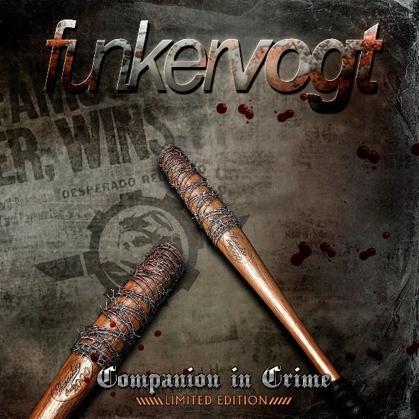 FUNKER VOGT Companion In Crime LIMITED 2CD Digipack 2013