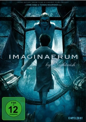 Imaginaerum by Nightwish (BLU-RAY) 2013
