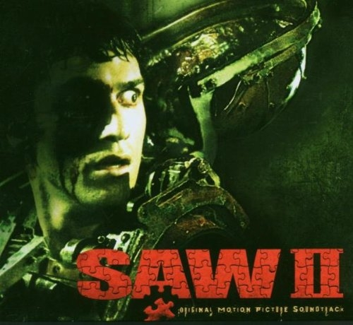 SAW 2 II SOUNDTRACK CD Digipack 2005 Samsas Traum ASP Skinny Puppy