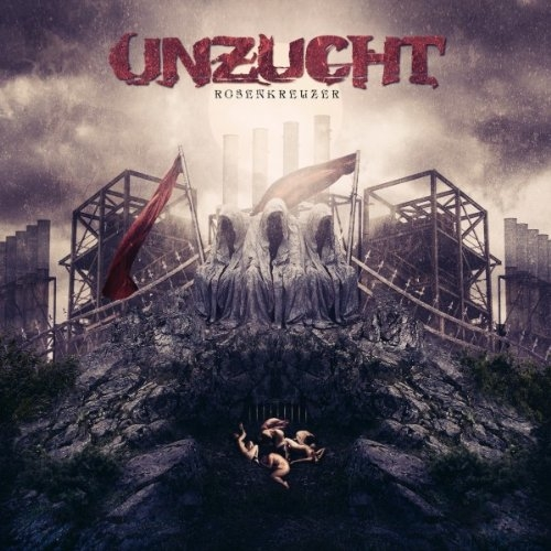 UNZUCHT Rosenkreuzer LIMITED CD+DVD Digipack 2013
