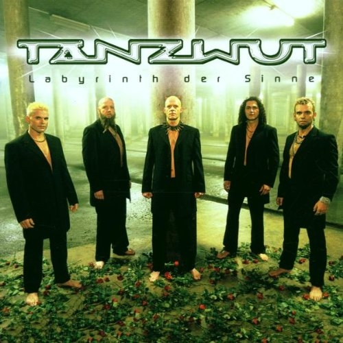 TANZWUT Labyrinth Der Sinne CD 2000