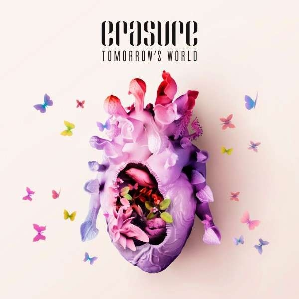 ERASURE Tomorrow's World (Deluxe Edition) 2CD Digipack 2011