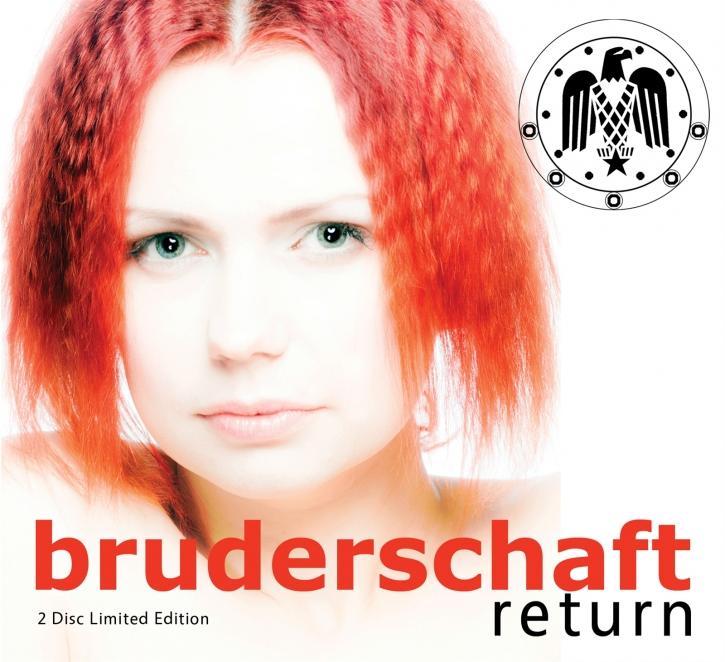 BRUDERSCHAFT Return LIMITED 2CD BOX 2013