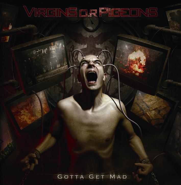 VIRGINS O.R PIGEONS Gotta Get Mad CD 2013