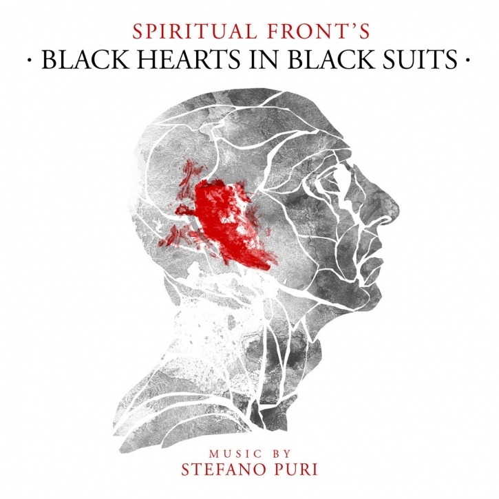 SPIRITUAL FRONT Black Hearts in Black Suits CD Digipack 2013