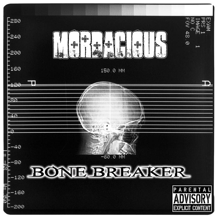 MORDACIOUS Bone Breaker CD 2013