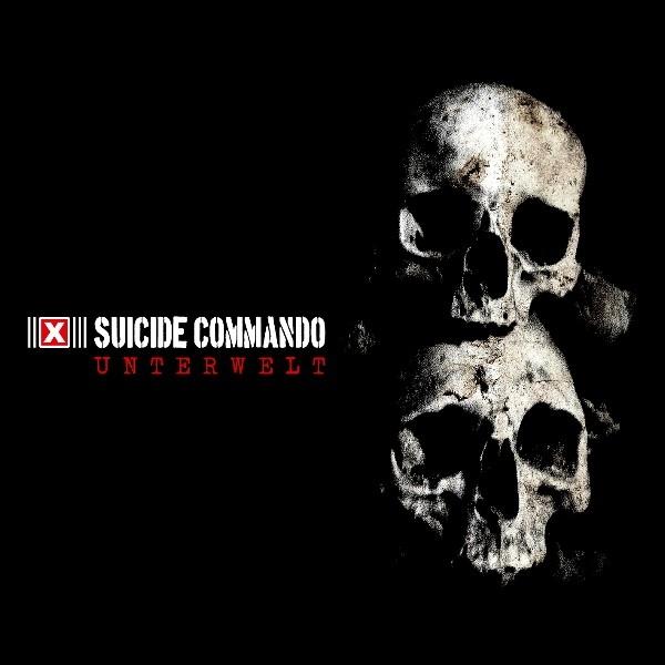 SUICIDE COMMANDO Unterwelt MCD Digipack 2013 LTD.999