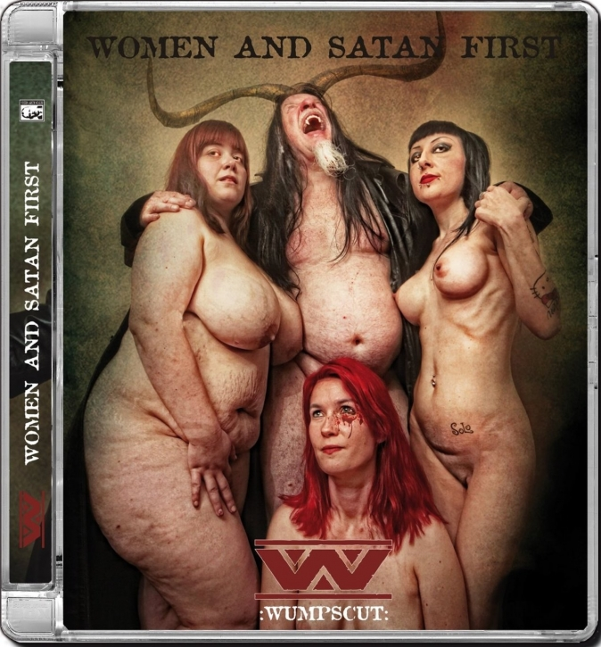 WUMPSCUT Women And Satan First CD 2012