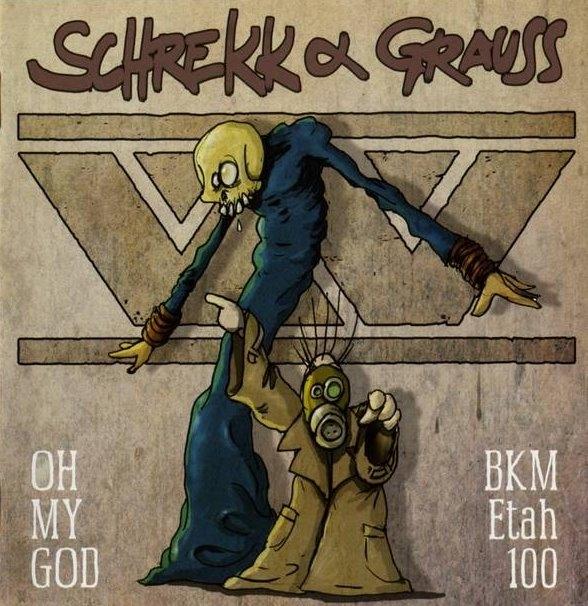 WUMPSCUT Schrekk & Graus CD 2011