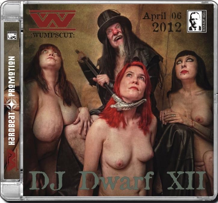 WUMPSCUT DJ Dwarf 12 XII CD 2012 LTD.500 (Women And Satan First)