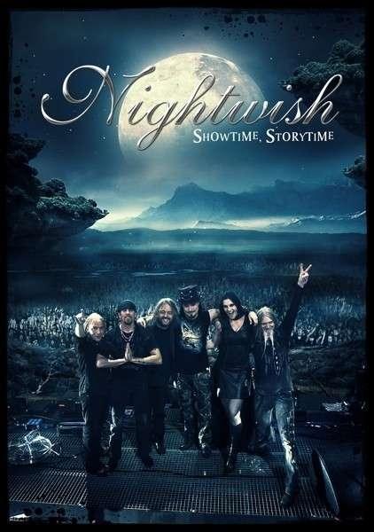 NIGHTWISH Showtime, Storytime 2DVD 2013