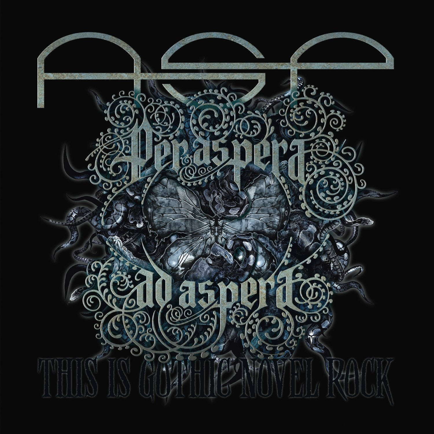 ASP Per Aspera Ad Aspera – This Is Gothic Novel Rock 2CD BOX 2014