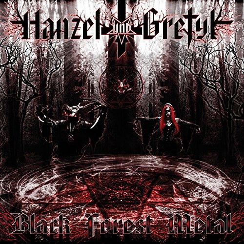 HANZEL UND GRETYL Black Forest Metal CD 2014