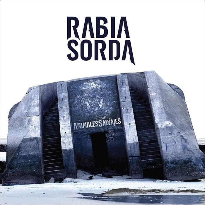 RABIA SORDA Animales Salvajes CD 2014 HOCICO
