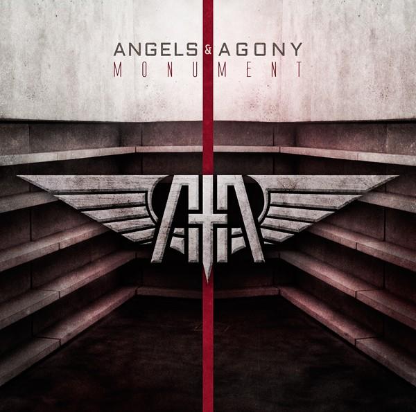 ANGELS & AGONY Monument CD 2015