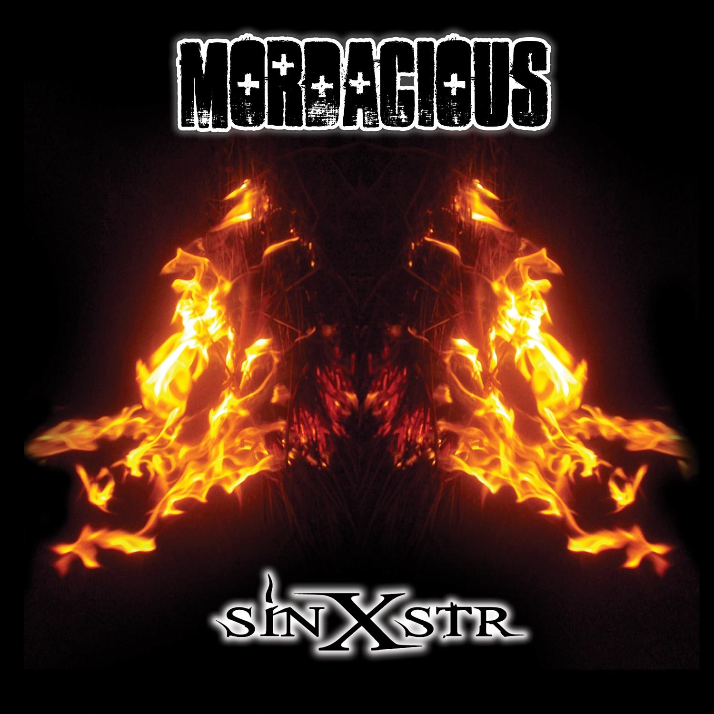 MORDACIOUS Sinister CD 2015 (VÖ 20.02)