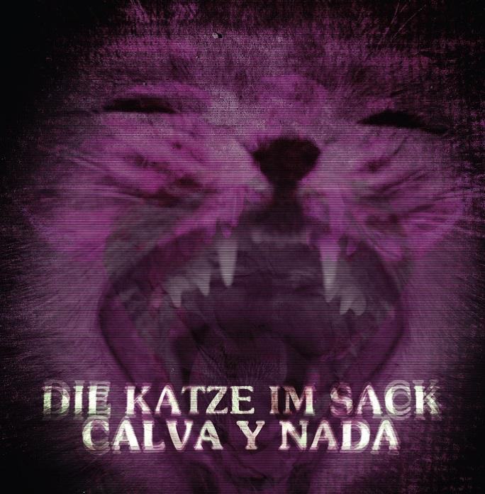CALVA Y NADA Die Katze im Sack & Live 2CD 2015 LTD.200