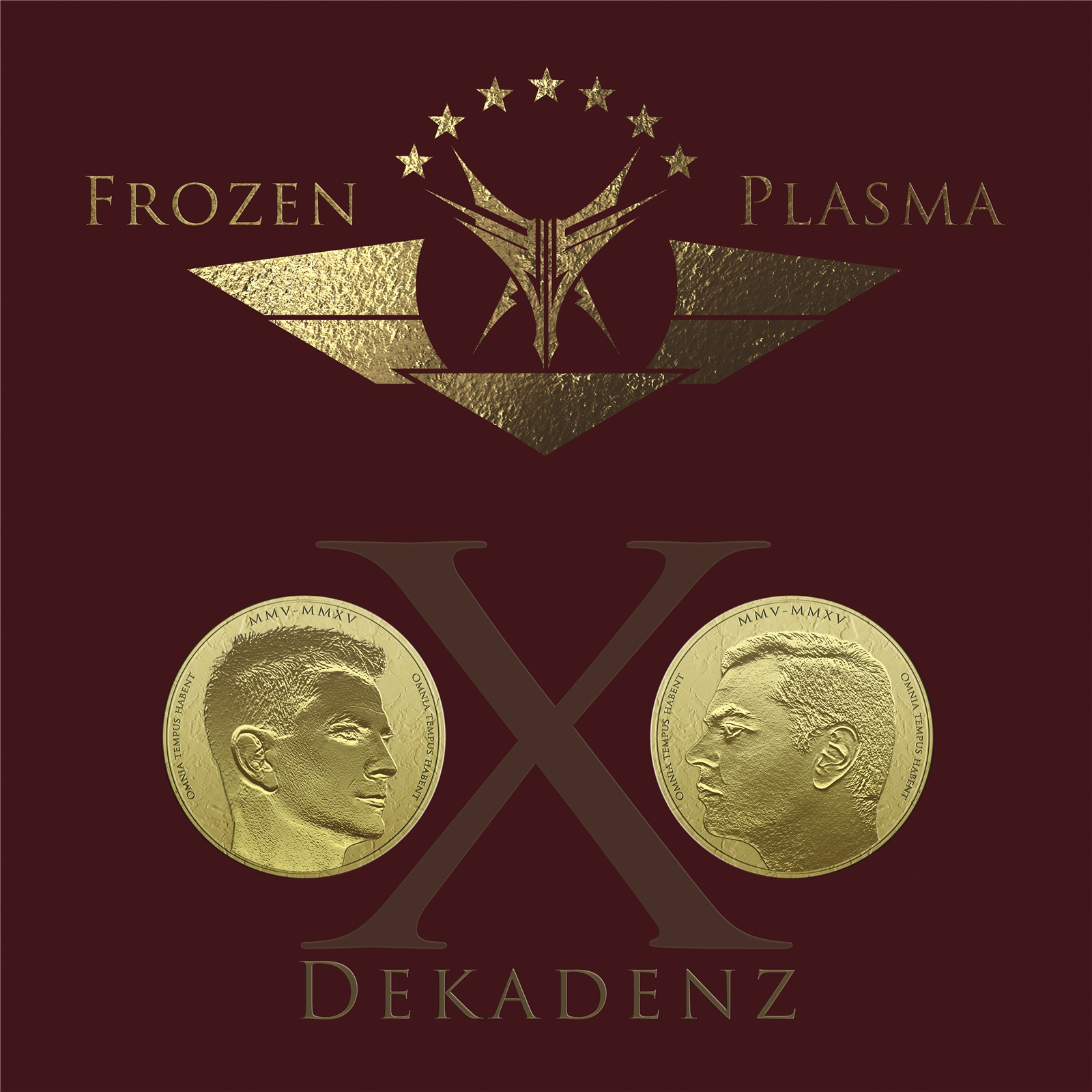 FROZEN PLASMA Dekadenz CD 2015 (VÖ 27.03)