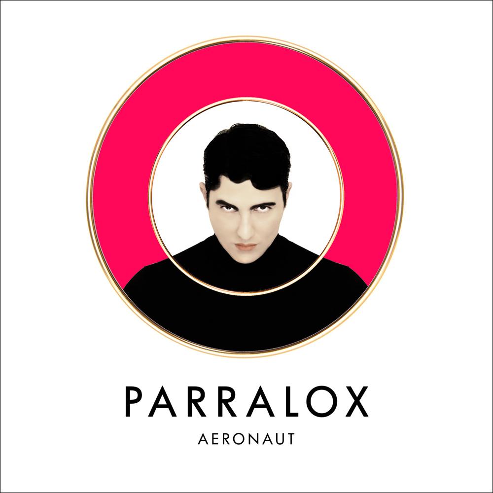 PARRALOX Aeronaut (Limited Edition) EP CD 2015 (VÖ 24.04)