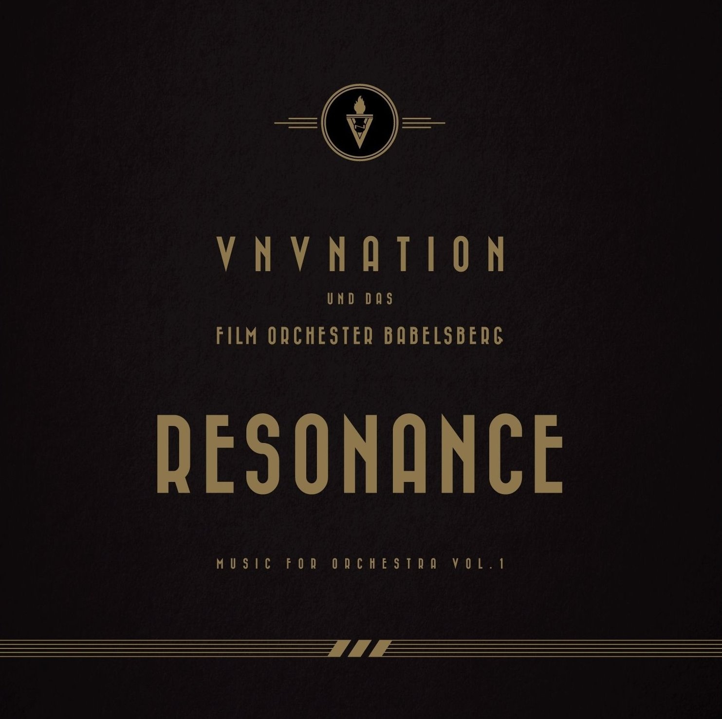 VNV NATION Resonance CD Digipack 2015