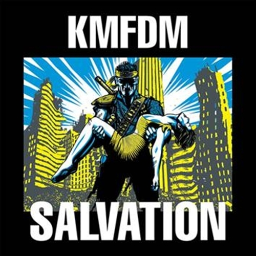 KMFDM Salvation EP LIMITED CD 2015 (VÖ 10.07)