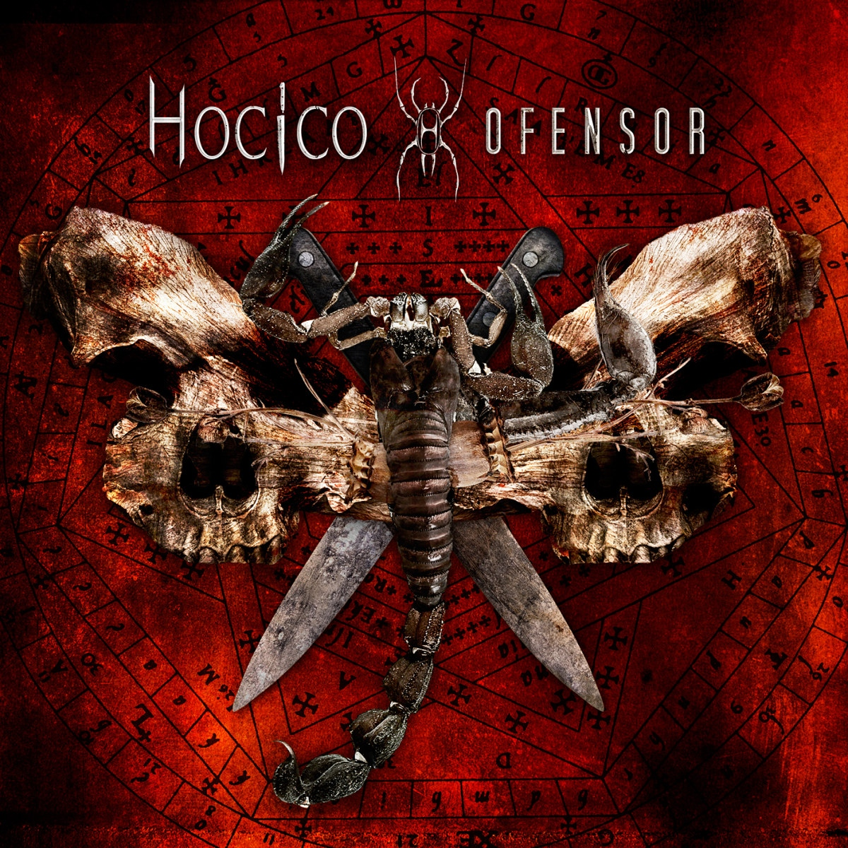 HOCICO Ofensor (Deluxe Edition) 2CD Digipack 2015 (VÖ 27.11)