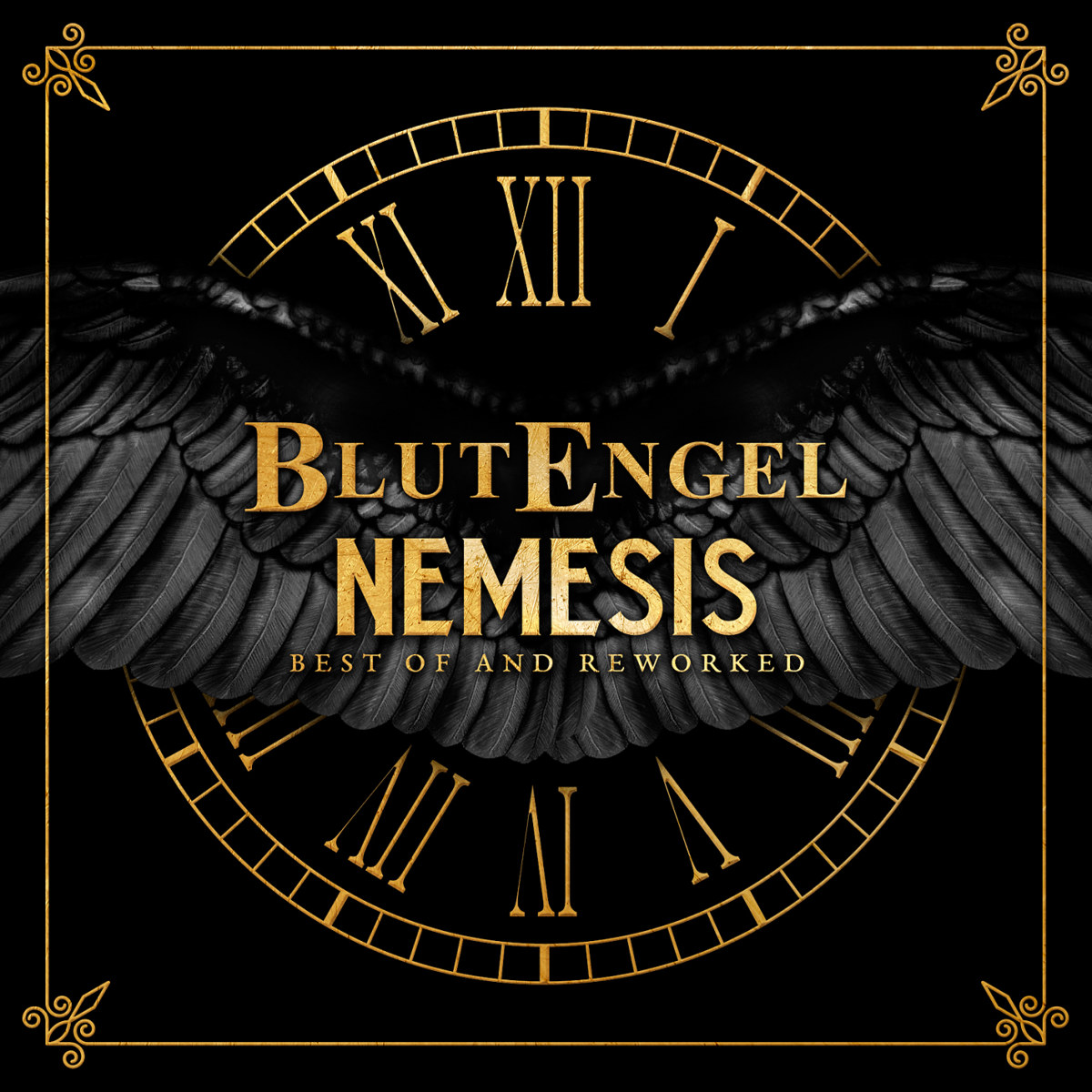 BLUTENGEL Nemesis: The Best Of & Reworked (Deluxe Edition) 2CD 2016 (VÖ 26.02)