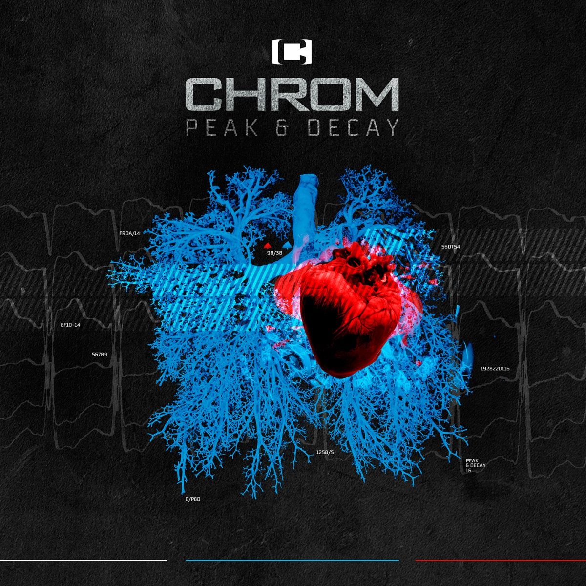 CHROM Peak And Decay (Deluxe Edition) 2CD Digipack 2016