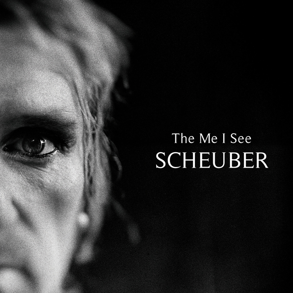 SCHEUBER The Me I See CD 2016 PROJECT PITCHFORK