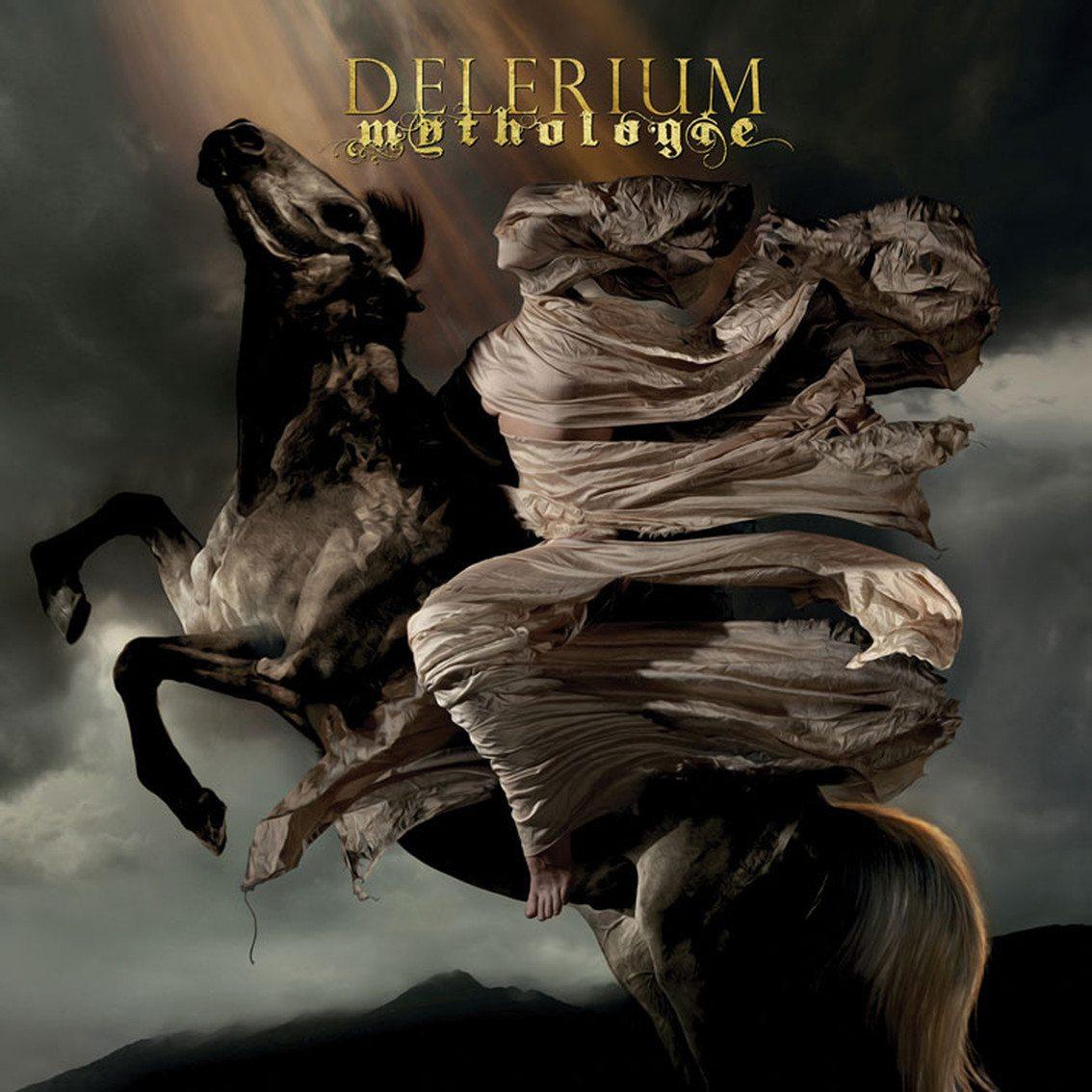 DELERIUM Mythologie LIMITED CD Digipack 2016