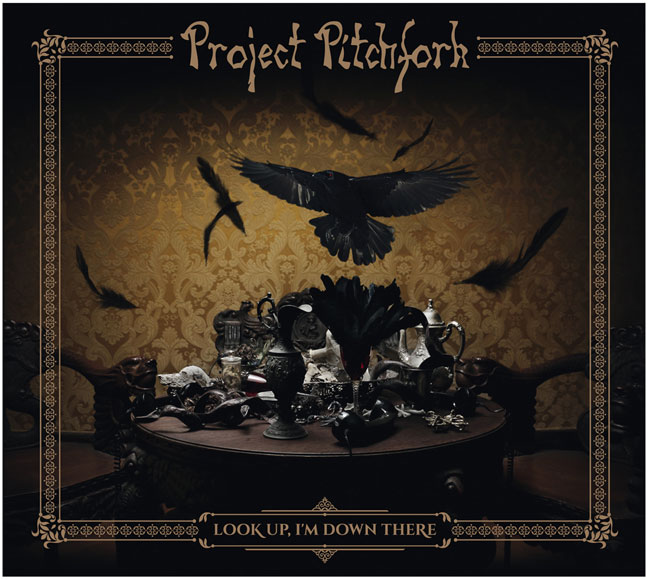 PROJECT PITCHFORK Look Up, I'm Down There 2CD+BUCH 2016 LTD.2525 (VÖ 28.10)