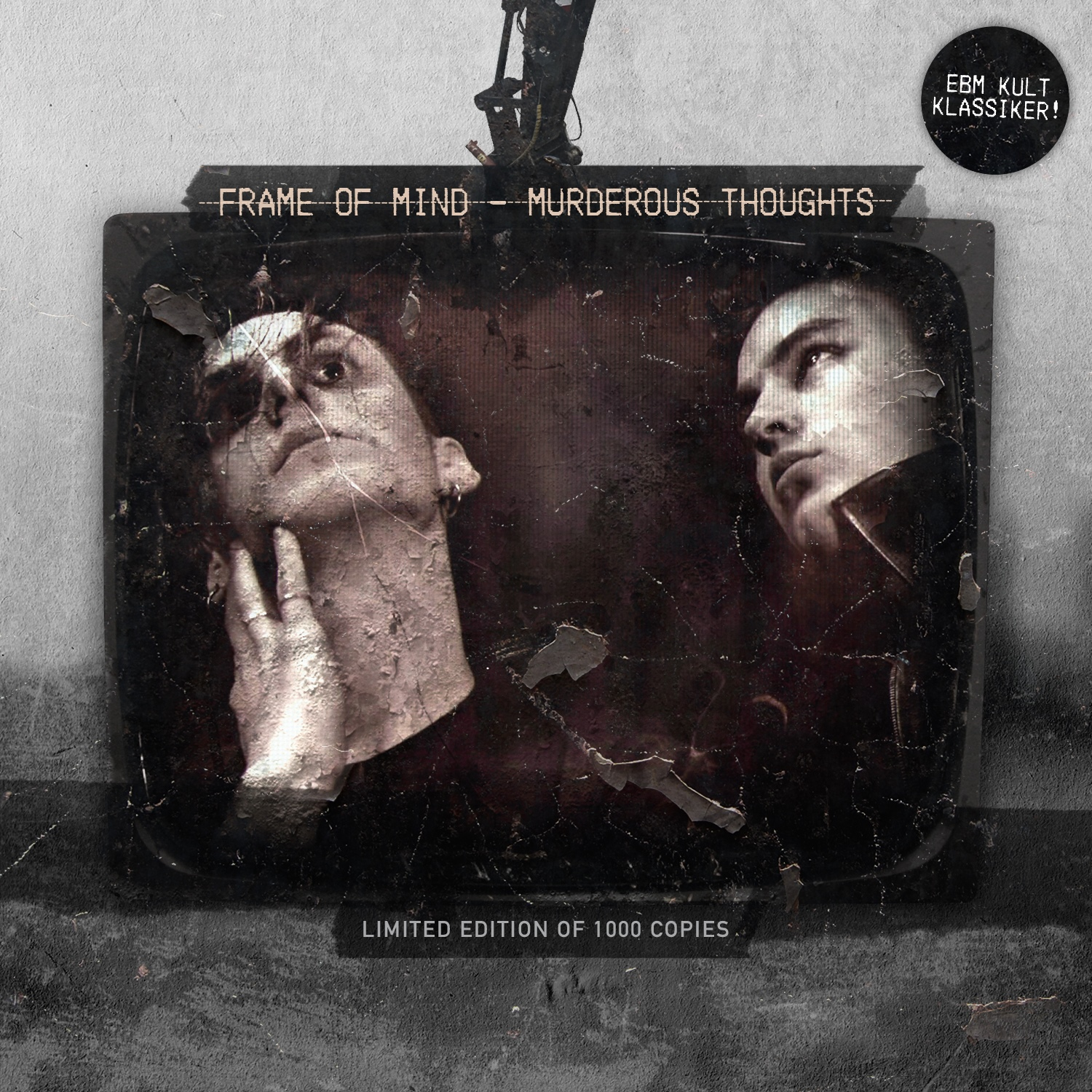 FRAME OF MIND Murderous Thoughts CD 2017 LTD.1000 PART 39