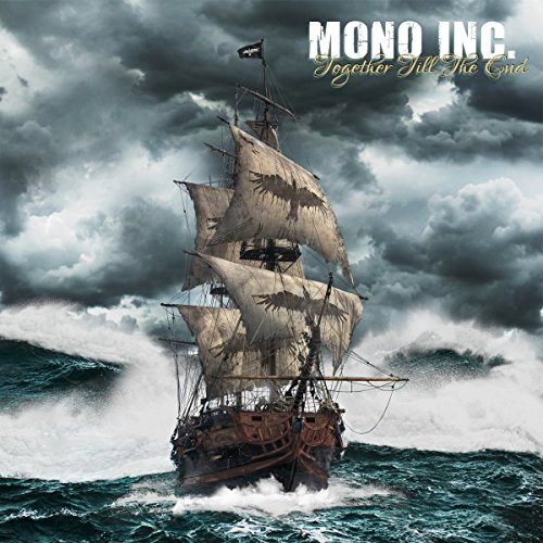 MONO INC. Together Till The End 2CD Digipack 2017
