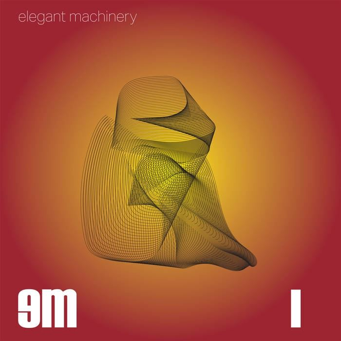 ELEGANT MACHINERY I (One) EP CD 2017 LTD.333