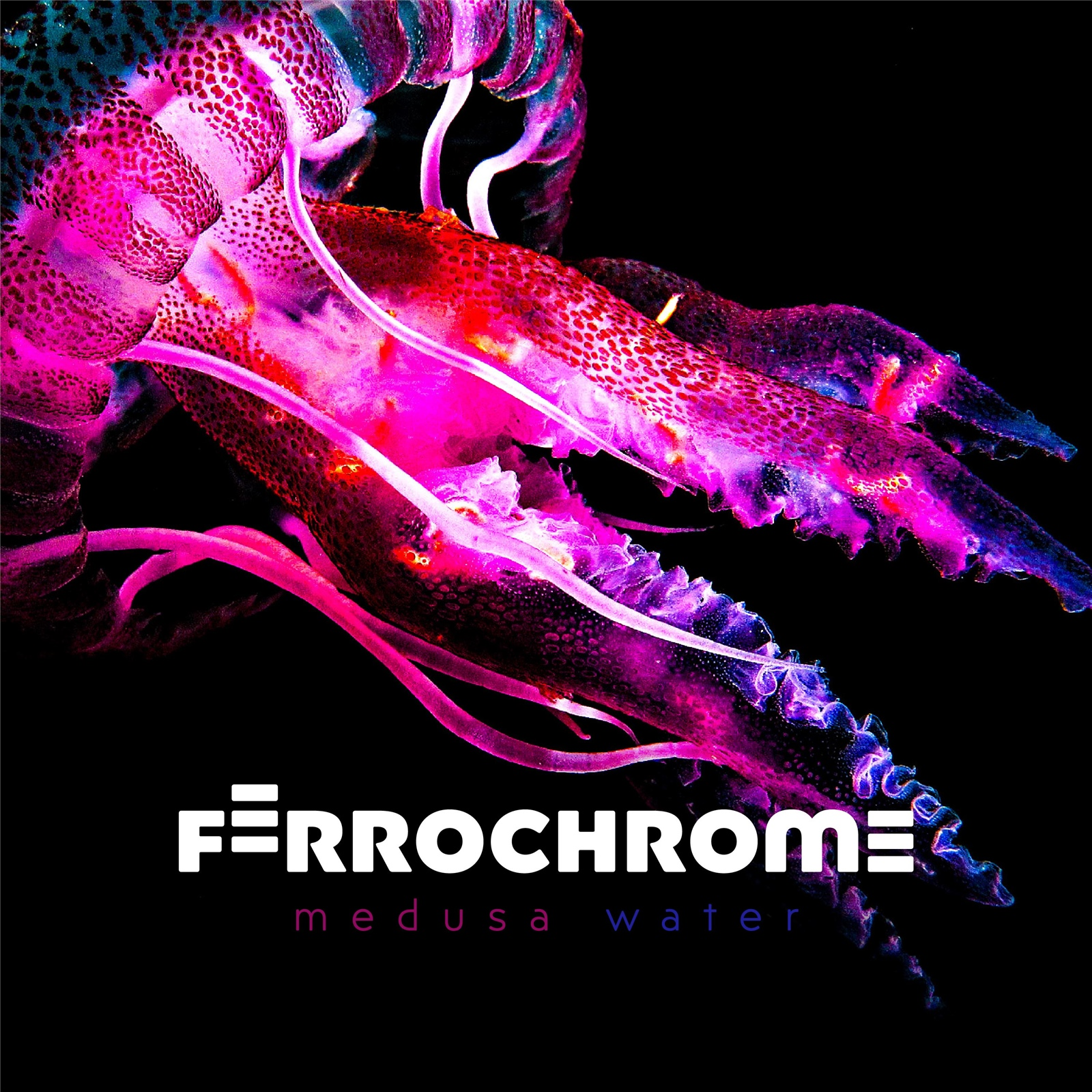 FERROCHROME Medusa Water CD 2017 (VÖ 04.08)