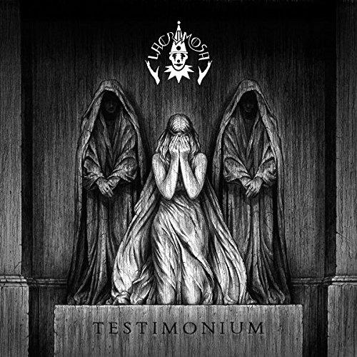LACRIMOSA Testimonium CD Digipack 2017 (VÖ 25.08)