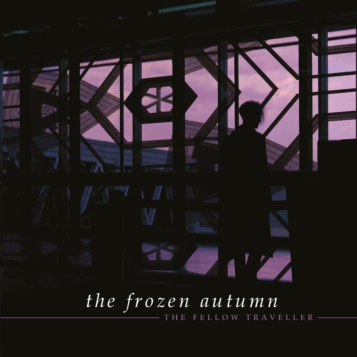THE FROZEN AUTUMN The Fellow Traveller CD 2017