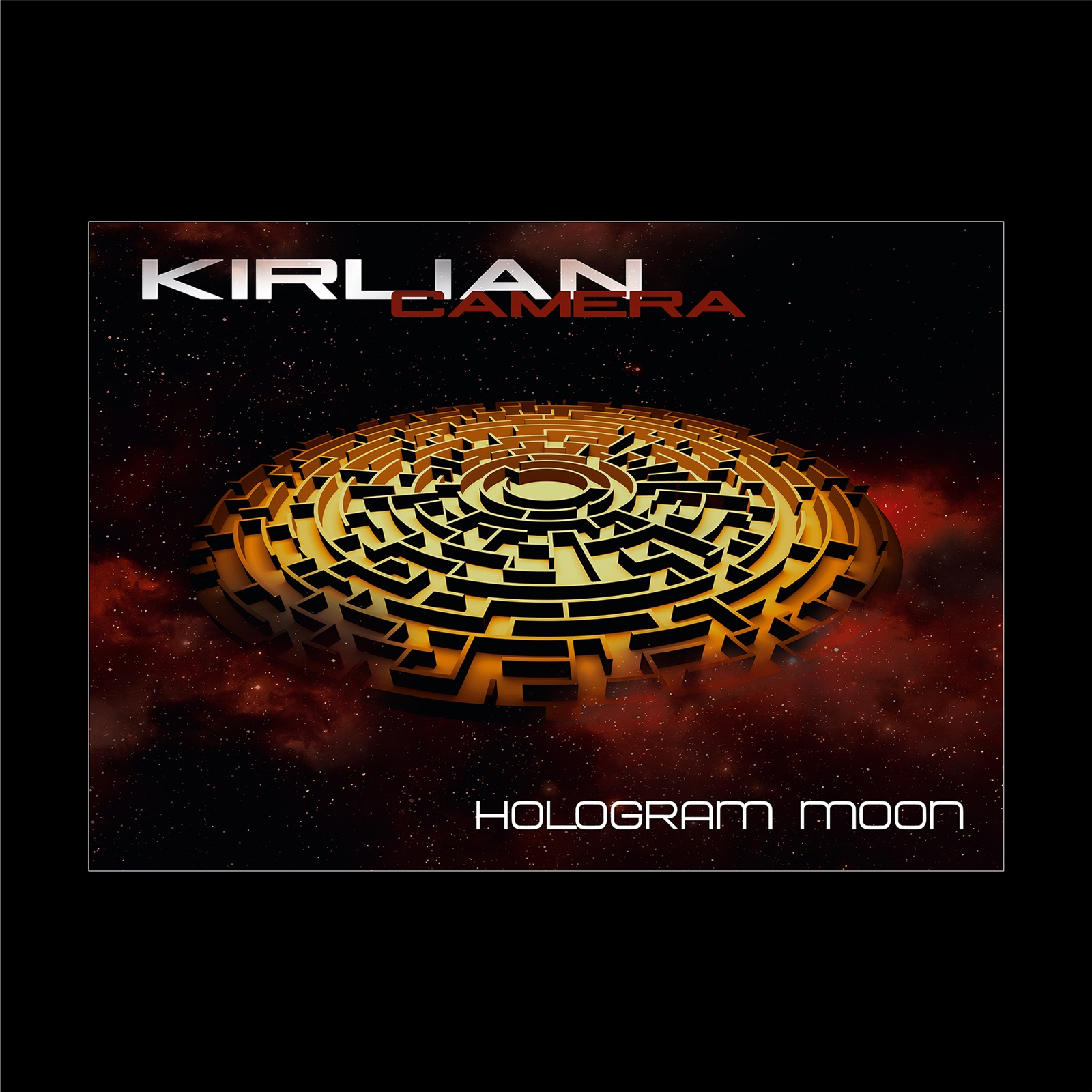 KIRLIAN CAMERA Hologram Moon 2CD BUCH EDITION 2018 LTD.1500 (VÖ 26.01)