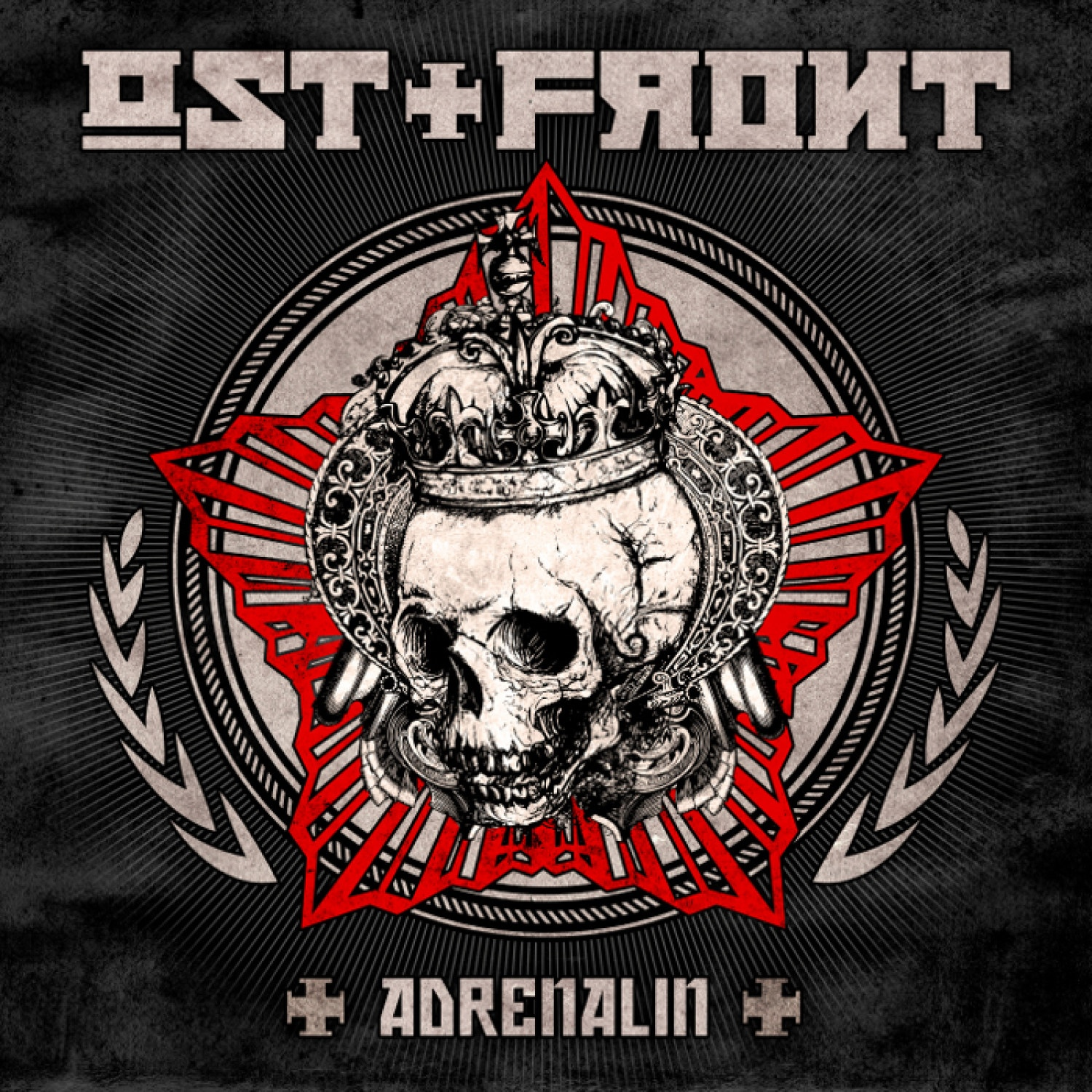 OST+FRONT Adrenalin (Deluxe Edition) 2CD 2018 (VÖ 16.02)
