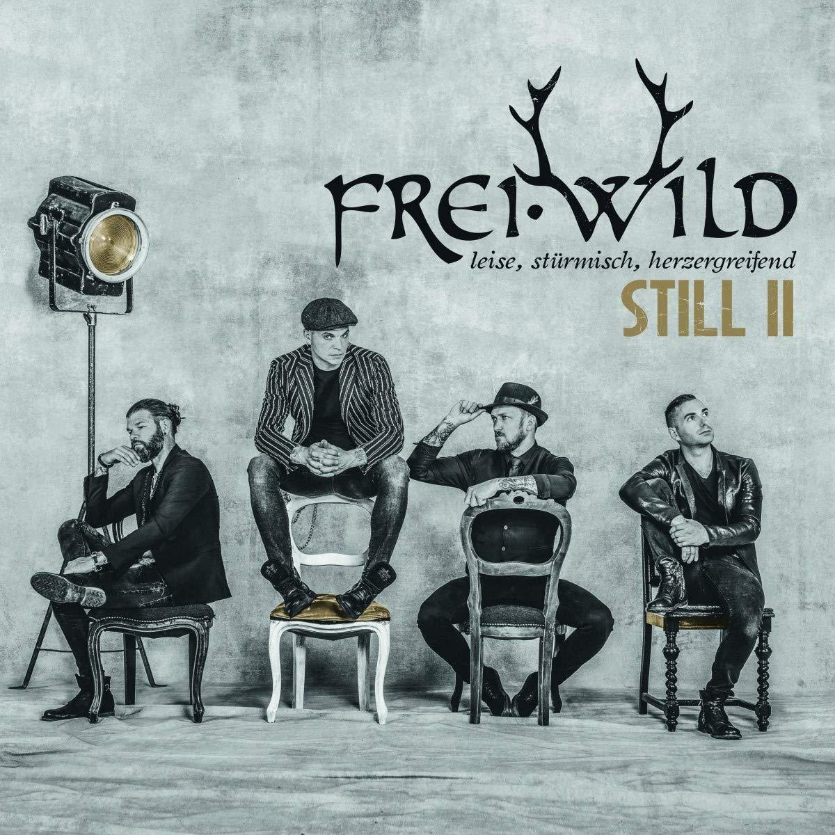 FREI.WILD Still II 2 (Leise Stürmisch Herzergreifend) CD