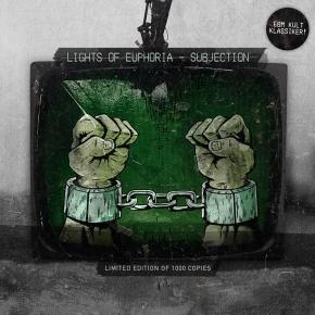 LIGHTS OF EUPHORIA Subjection CD 2012 LTD.1000 PART 26